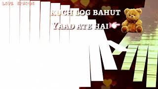 Tere Ishq Mein main Tha jiya full song bilal amir Bollywood mix album song sad