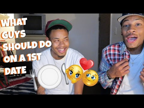 5 THINGS YOU SHOULD DO ON A FIRST DATE! (Guys Perspective)🌹💏