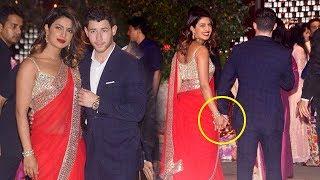 LIVE Priyanka Chopra & Bf Nick Jonas GRAND ENTRY At Mukesh Ambani