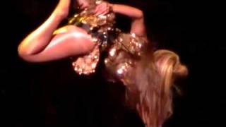 Baby Boy - Beyonce I AM Sasha Fierce HD - Seattle Key Arena 04.01.09 (Dolby Stereo)