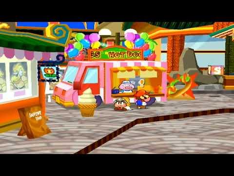 Paper Mario: The Thousand-Year Door Parte 21 - Pollo Gigante