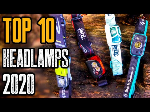 TOP 10 BEST HEADLAMPS ON AMAZON 2020