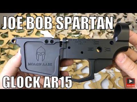 Spartan AR15 Lower 9mm Glock Magazine