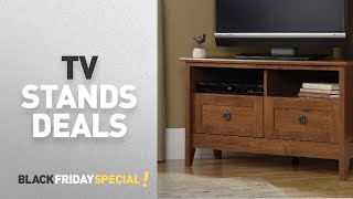 Black Friday Tv Stands By Sauder // Amazon Black Friday Countdown