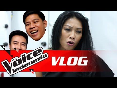 Anggun Merasa Vidi dan Nino Ancaman! Ini Alasannya! | VLOG | The Voice Indonesia GTV 2018