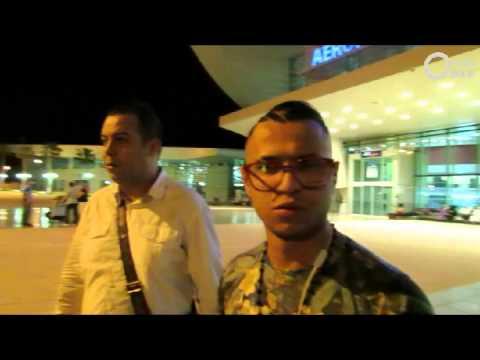 Cheb Nadir arrive a Oujda