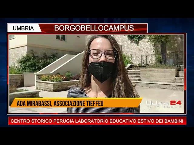 Tg Umbria+Teleterni del 21 maggio 2021