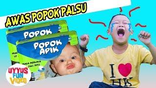 Download Video Uyyus Kena Tipu Popok Palsu ! (PARODY) ✿ Uyyus fun video MP3 3GP MP4