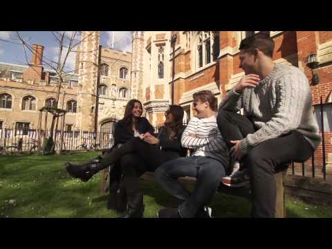 Cambridge Student Experience Downing Students