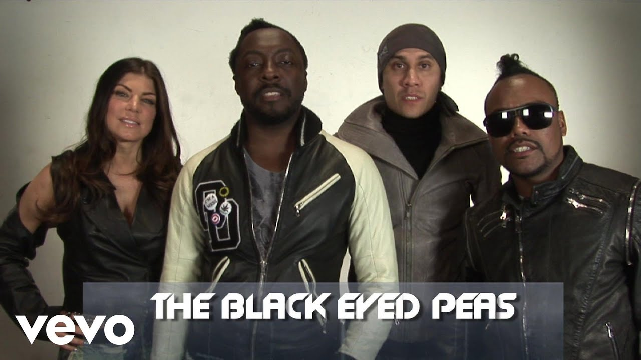 Black Eyed Peas - Imma Be (Making Of ...