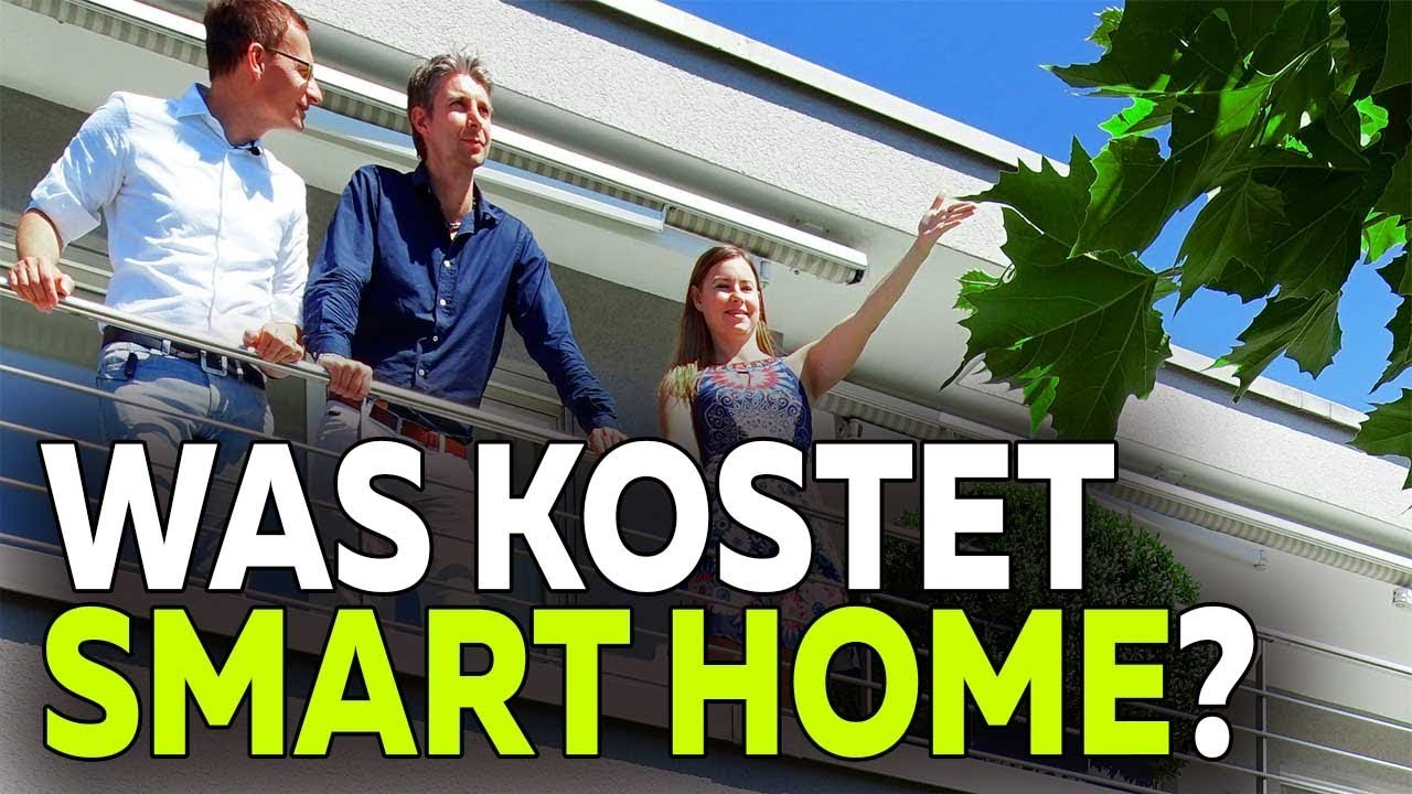 was kostet ein smart home im neubau hausbau smartest home folge 25 youtube. Black Bedroom Furniture Sets. Home Design Ideas