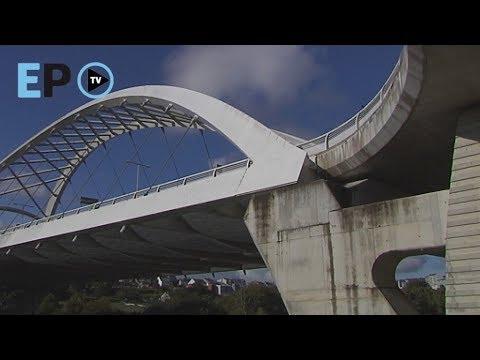 El abandono del puente blanco
