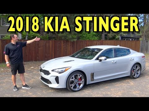 Here's the 2018 Kia Stinger Review on Everyman Driver
