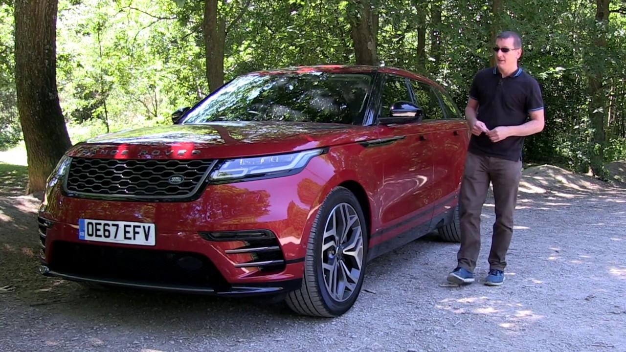 Range Rover Velar Hse300 Review Plan Insurance Brokers