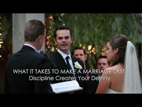 How To Make A Marriage Last