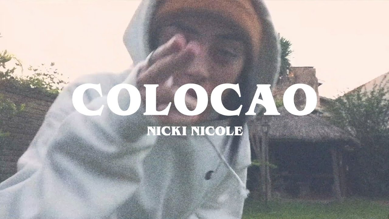 Nicki Nicole - Colocao (Video Oficial)
