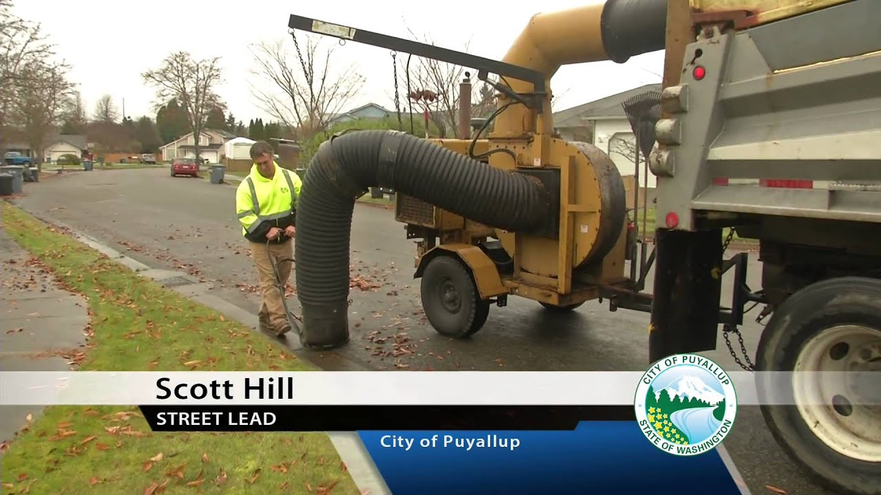 Puyallup Catch Basin Cleaning Youtube