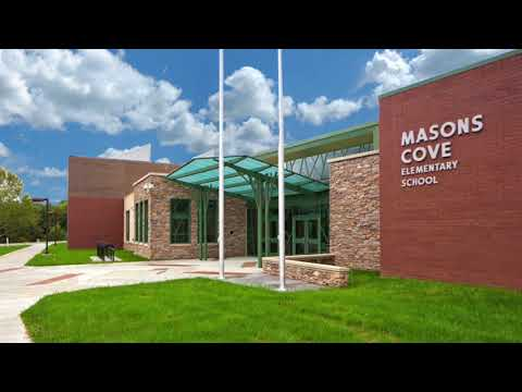 Masons Cove Elementary School Logo Fake