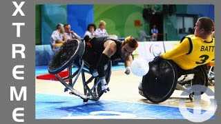 Murderball - No Holds Barred Sport