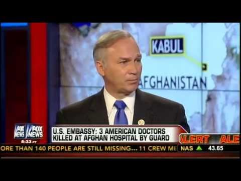 Randy Forbes Slams Obama Foreign Policy Failures