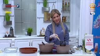 مطبخ رمضان   طبق الكبة اللبنية مع الشيف علا  نيروخ   20 رمضان 2020