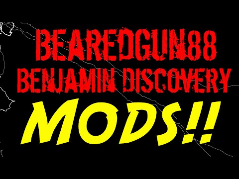 Benjamin Discovery Mods