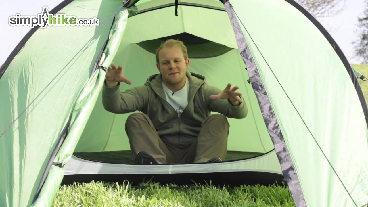 sc 1 st  YouTube & Wild Country Hoolie 3 Tent - www.simplyhike.co.uk - YouTube