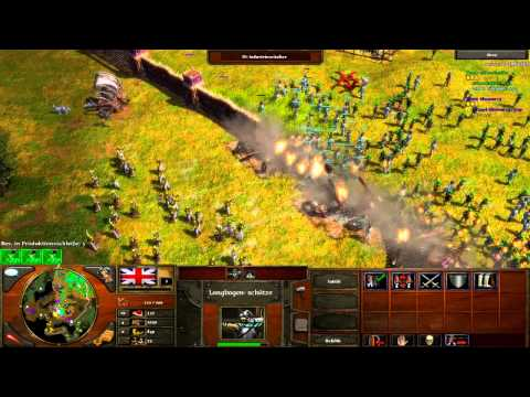 Age of Empires III - Schlacht auf hohem Niveau - [Deutsch/HD]