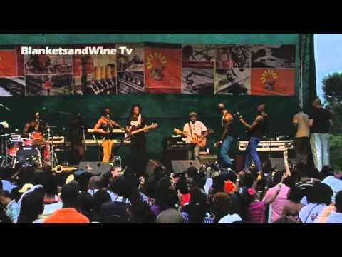 "Sauti Sol ""Awinja and Zosi "" live @ Blankets and Wine 36 August 2012"