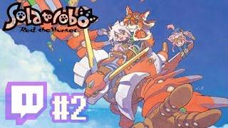 Solatorobo [Twitch | #2 | CH 4-7]
