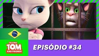 Amigos para Sempre - Talking Tom and Friends (Temporada 1 Episódio 34)