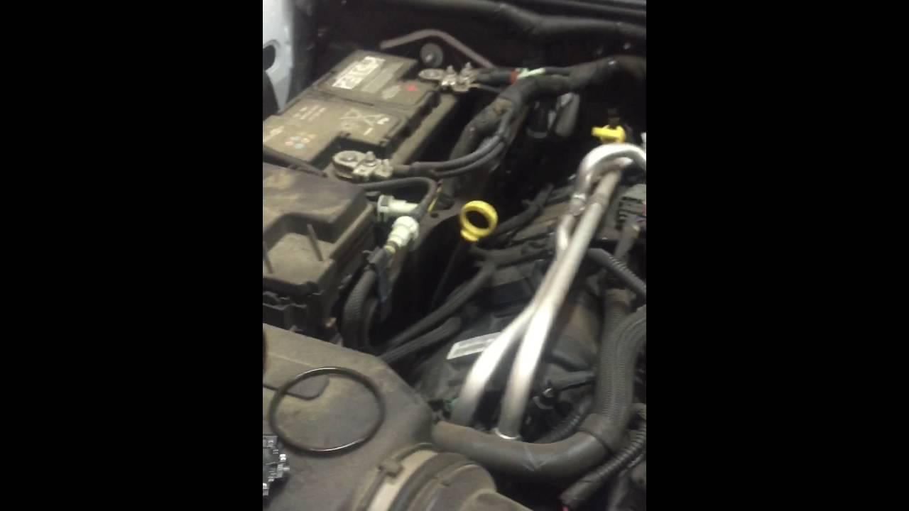 2012 Jeep JK Wrangler Camshaft Position Sensor Replace YouTube – Jeep Patriot Engine Diagram Of 2012