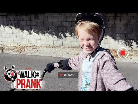 Learn To Ride A Bike | Walk the Prank | Disney XD