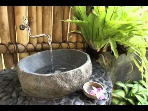 Balinese Bathroom Design Youtube