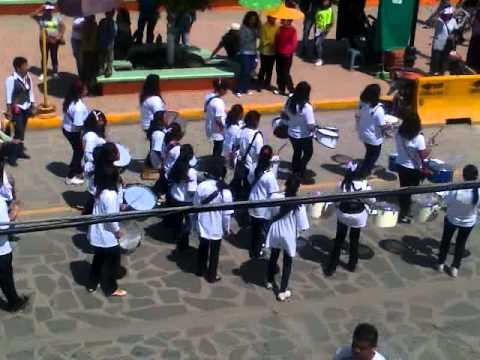 Desfile Centenario de los Tratados de Teoloyucan