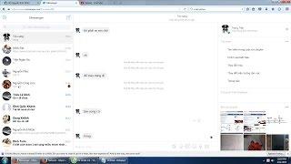 Hướng dẫn đổi màu Facebook Chat Messenger thành màu trắng/đen (Hay bất kỳ màu nào) để troll bạn bè.