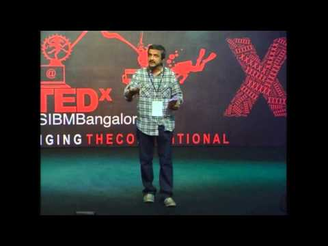 Director of India's most revolutionary TV show: Satyajit Bhatkal at TEDxSIBMBangalore