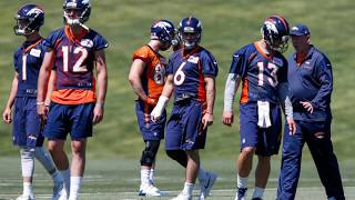 How Soon Can Chad Kelly Stir Things Up In Denver's Quarterback Competition?