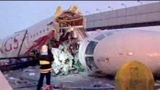 مقتل أربعة أشخاص في حادث تحطم طائرة روسية