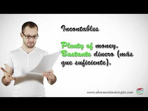 Curso Ingles Online / Much - Many - Little - Few - A Lot - Plenty