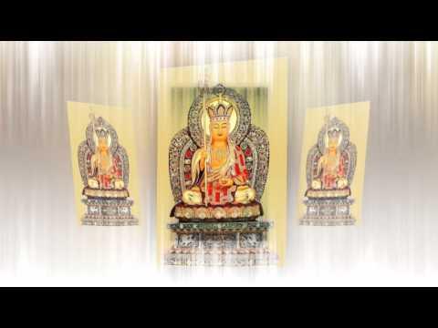BUDDHISM: KSITIGARBHA BODHISATTVA ( Sanskrit Mantras)