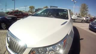 2011 Buick LaCrosse CXS 3.6L V6 1-Owner in HD-Stock#J145777A