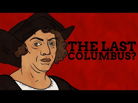 Are There Any Columbuses Left?