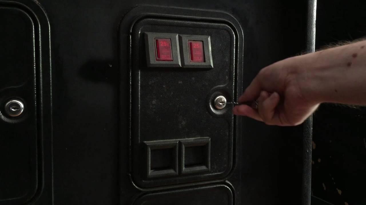 How To Open An Arcade Or Pinball Coin Door When You Don T