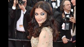 Жар птица из сказки! Индийская кинодива Айшвария Рай вызвала фурор роскошным платьем