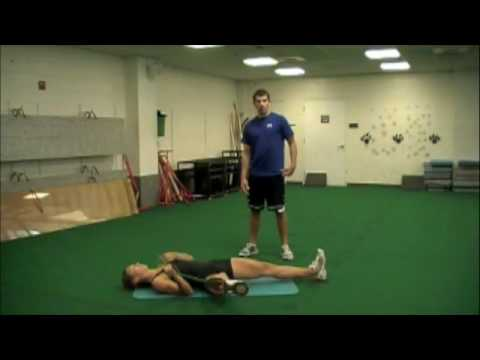 Rope Stretch Routine