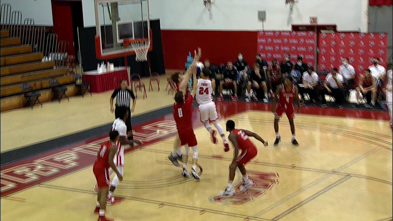 Fairfield Men's Basketball vs Hartford Highlight