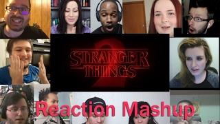 stranger things 2 super bowl 2017 ad reaction mashup