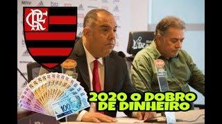 FLAMENGO TERÁ AINDA MAIS DINHEIRO PARA INVESTIR EM 2020