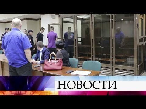 ФСИН: Футболисты Павел Мамаева и Александр Кокорин этапированы в колонию из столичного СИЗО.